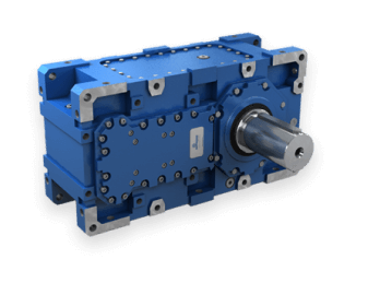 Mid heavy duty gearboxes