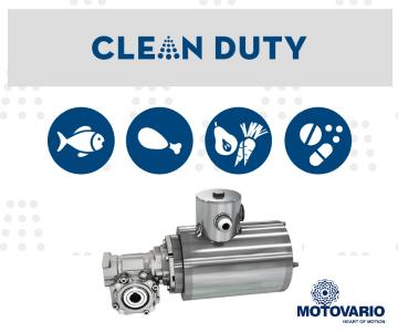 (Укр) Clean Duty – нове рішення від Мотоваріо